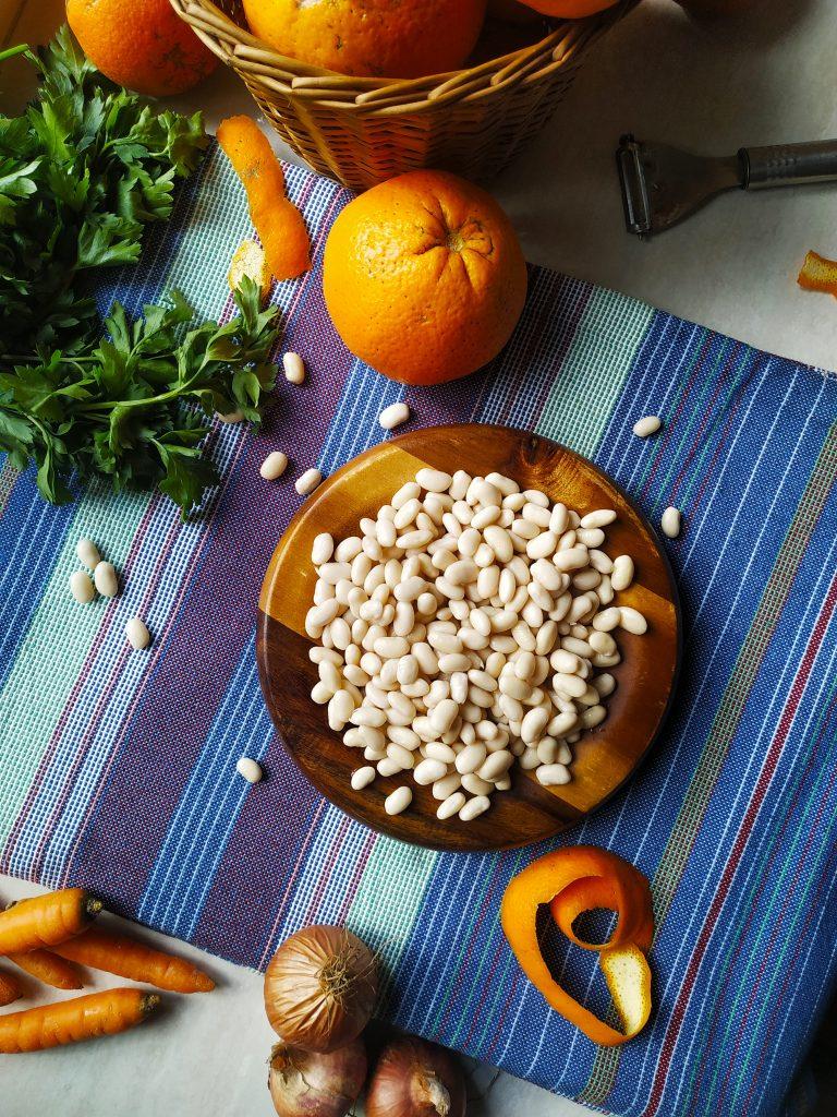 polikala fasolada grecka zupa fasolowa