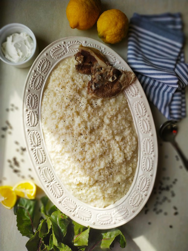 polikala pilafi tradycyjny pilaw z Krety