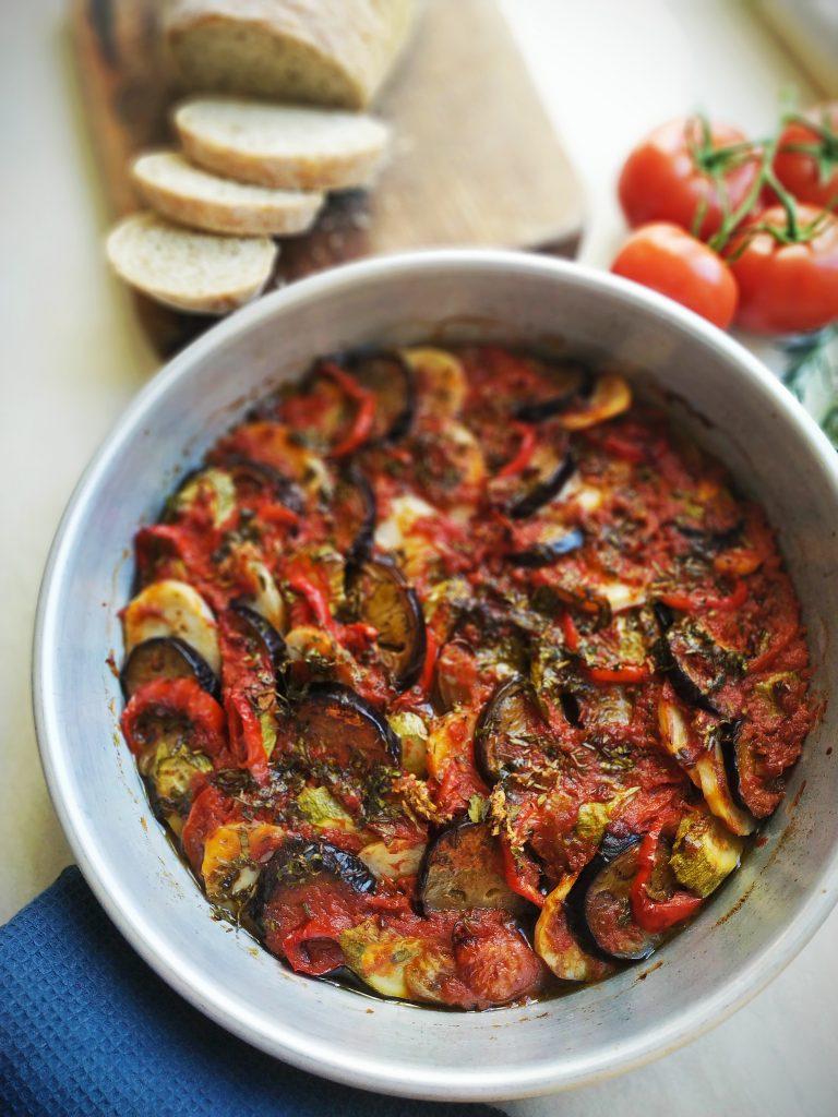 polikala briam grecka zapiekanka warzywna letnia