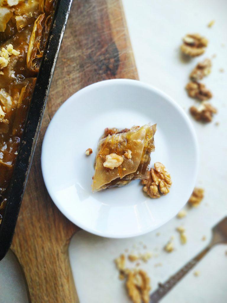polikala baklava greckie ciasto klasyk