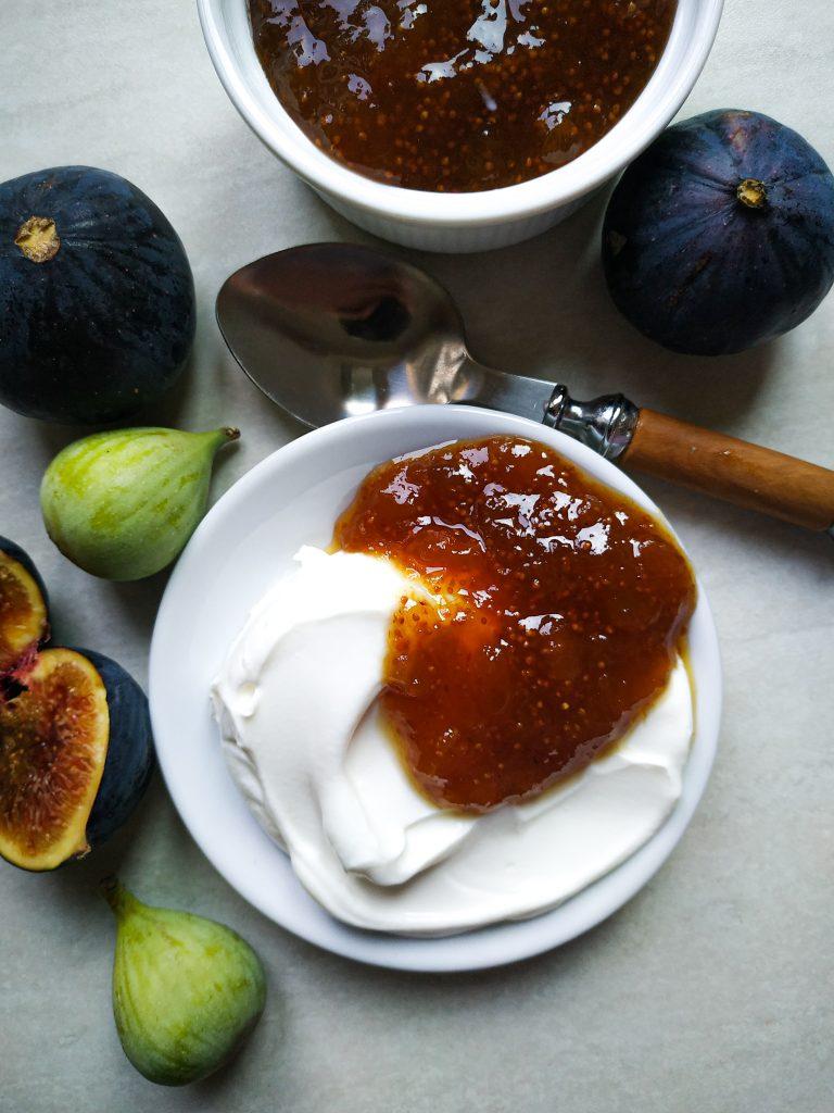 polikala dżem figowy figi marmelada