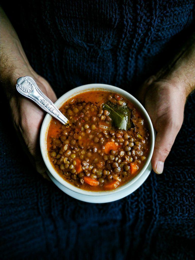 polikala fakes grecka zupa z soczewicy soczewica