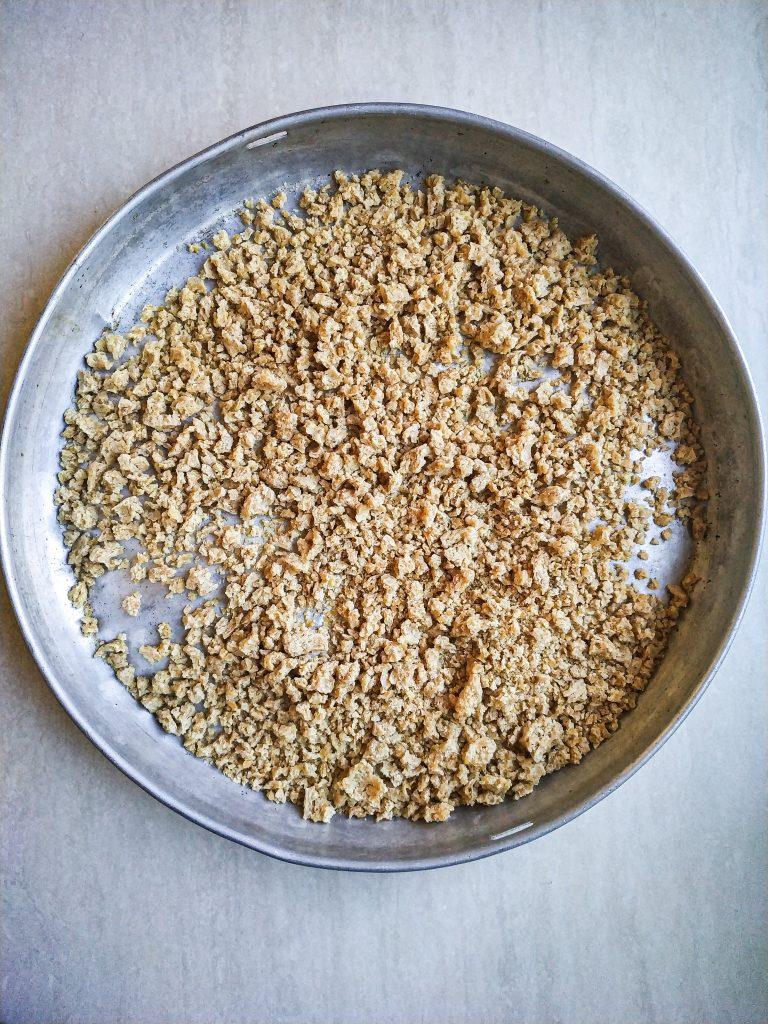 polikala xinohondros ksinohondros hondros tłuczona tluczona pszenica z Krety kasza pszeniczna